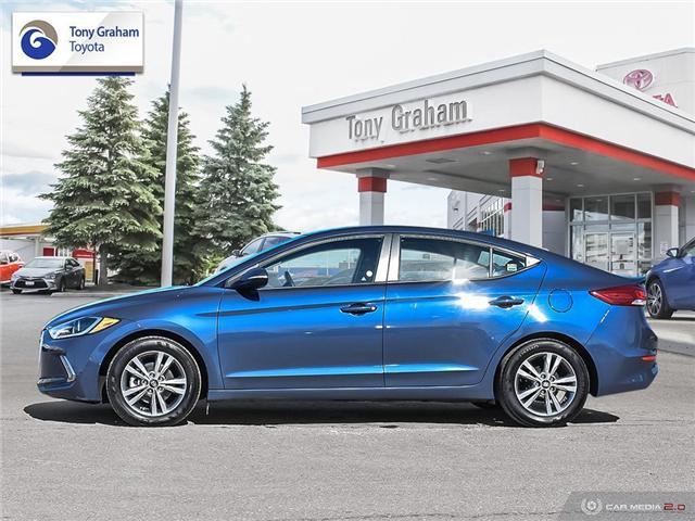 2018 Hyundai Elantra GL SE (Stk: U9082) in Ottawa - Image 3 of 29