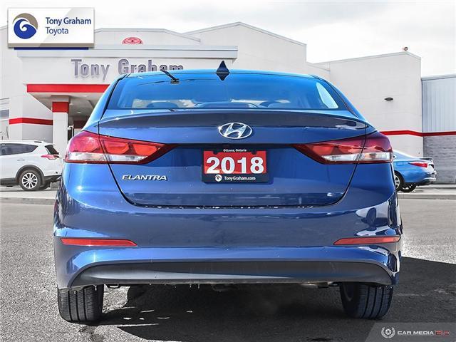 2018 Hyundai Elantra GL SE (Stk: U9082) in Ottawa - Image 5 of 29