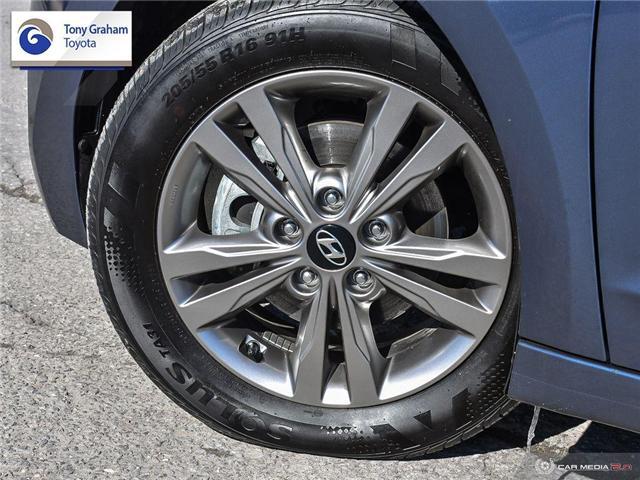 2018 Hyundai Elantra GL SE (Stk: U9082) in Ottawa - Image 6 of 29