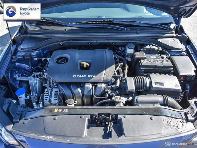 2018 Hyundai Elantra GL SE (Stk: U9082) in Ottawa - Image 8 of 29