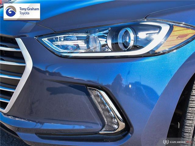2018 Hyundai Elantra GL SE (Stk: U9082) in Ottawa - Image 10 of 29