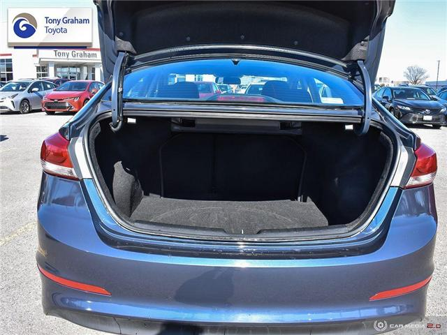 2018 Hyundai Elantra GL SE (Stk: U9082) in Ottawa - Image 12 of 29