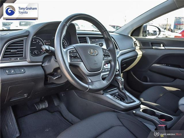 2018 Hyundai Elantra GL SE (Stk: U9082) in Ottawa - Image 13 of 29