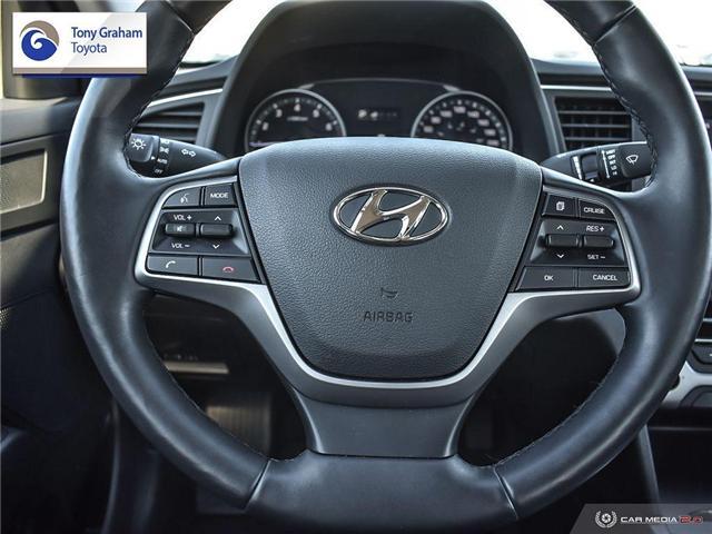 2018 Hyundai Elantra GL SE (Stk: U9082) in Ottawa - Image 14 of 29