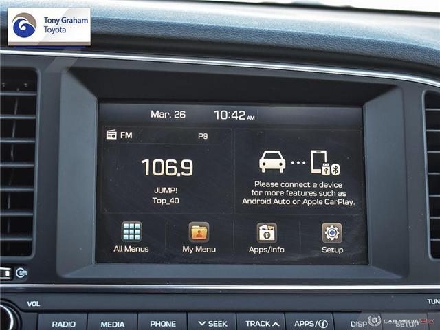 2018 Hyundai Elantra GL SE (Stk: U9082) in Ottawa - Image 19 of 29