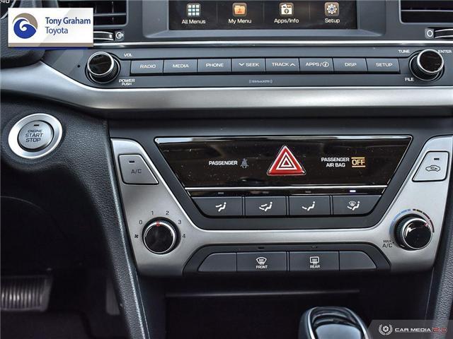 2018 Hyundai Elantra GL SE (Stk: U9082) in Ottawa - Image 20 of 29