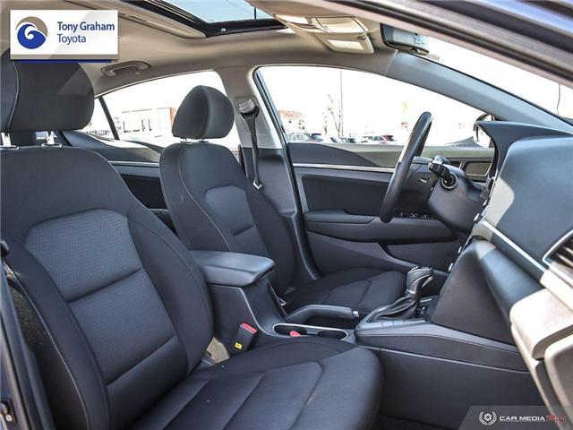 2018 Hyundai Elantra GL SE (Stk: U9082) in Ottawa - Image 24 of 29