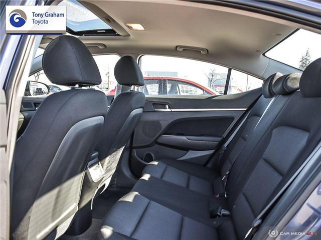2018 Hyundai Elantra GL SE (Stk: U9082) in Ottawa - Image 25 of 29