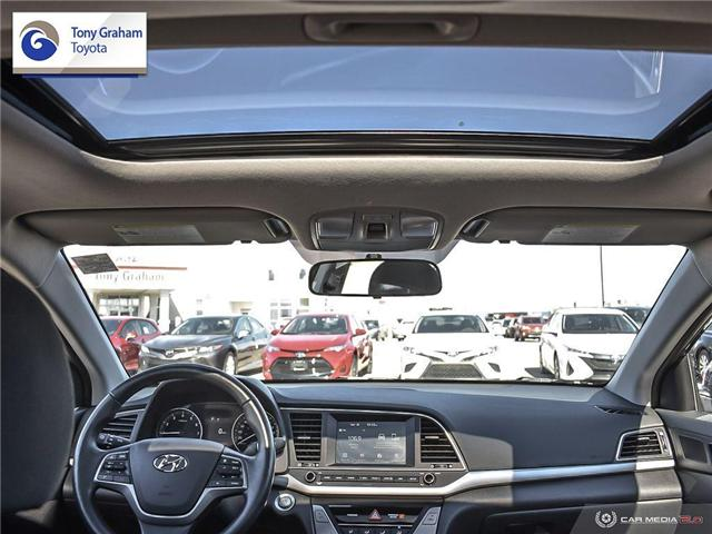 2018 Hyundai Elantra GL SE (Stk: U9082) in Ottawa - Image 28 of 29