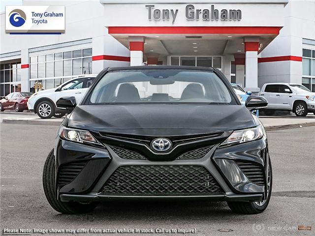 2019 Toyota Camry Hybrid SE (Stk: 58027) in Ottawa - Image 2 of 23