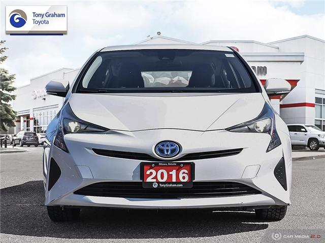 2016 Toyota Prius Base (Stk: U9070) in Ottawa - Image 2 of 25