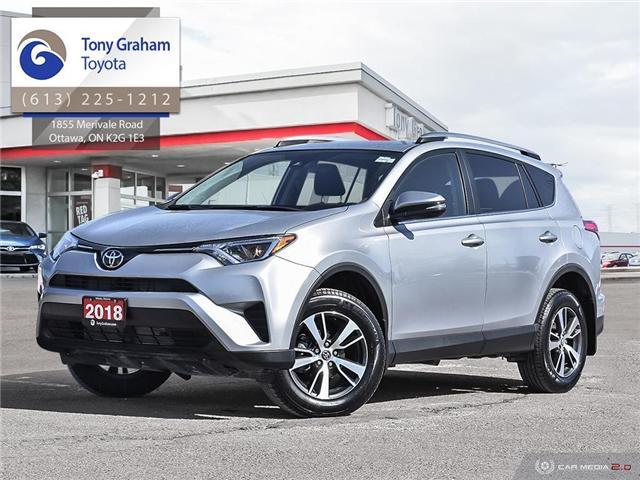 2018 Toyota RAV4 LE (Stk: U9076) in Ottawa - Image 1 of 29