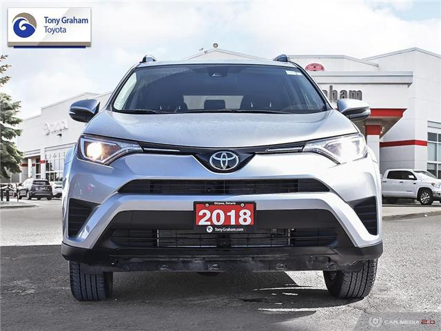 2018 Toyota RAV4 LE (Stk: U9076) in Ottawa - Image 2 of 29