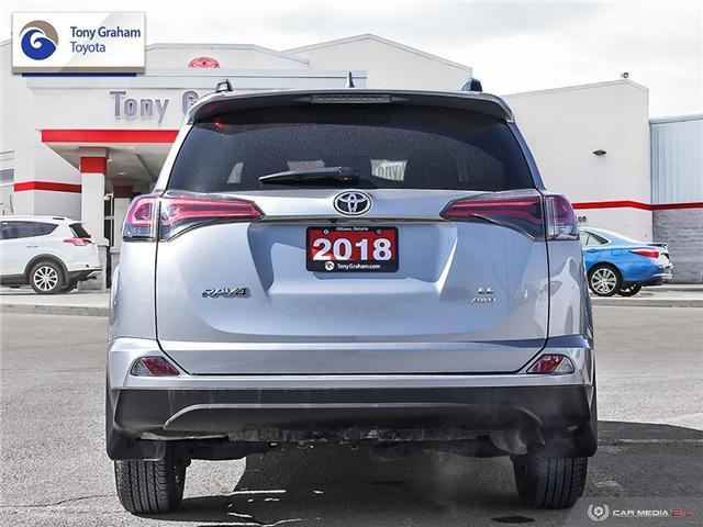 2018 Toyota RAV4 LE (Stk: U9076) in Ottawa - Image 5 of 29