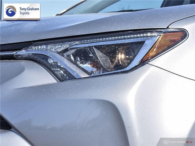 2018 Toyota RAV4 LE (Stk: U9076) in Ottawa - Image 10 of 29