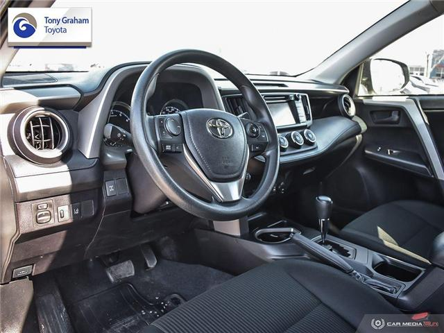 2018 Toyota RAV4 LE (Stk: U9076) in Ottawa - Image 13 of 29