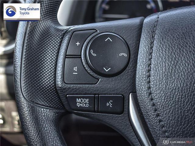 2018 Toyota RAV4 LE (Stk: U9076) in Ottawa - Image 17 of 29