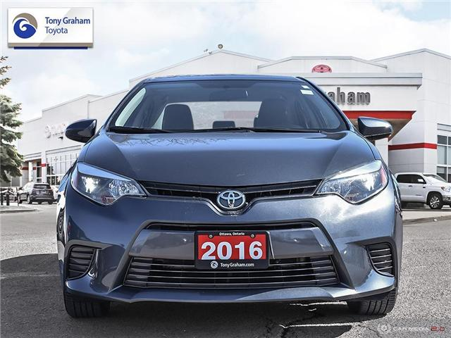 2016 Toyota Corolla LE (Stk: U9072) in Ottawa - Image 2 of 28