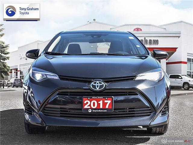 2017 Toyota Corolla LE (Stk: U9074) in Ottawa - Image 2 of 29