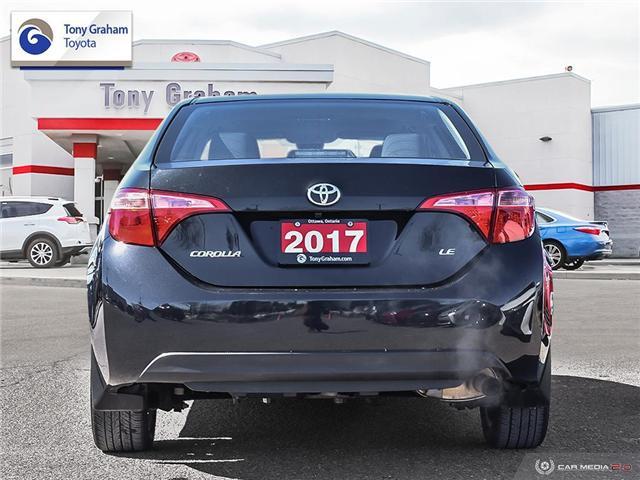 2017 Toyota Corolla LE (Stk: U9074) in Ottawa - Image 5 of 29