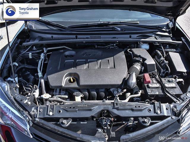 2017 Toyota Corolla LE (Stk: U9074) in Ottawa - Image 8 of 29