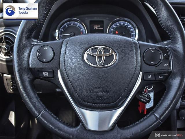 2017 Toyota Corolla LE (Stk: U9074) in Ottawa - Image 14 of 29