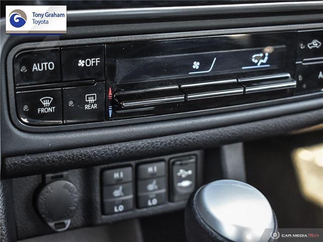2017 Toyota Corolla LE (Stk: U9074) in Ottawa - Image 20 of 29