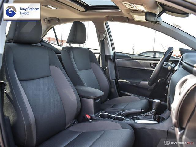 2017 Toyota Corolla LE (Stk: U9074) in Ottawa - Image 24 of 29