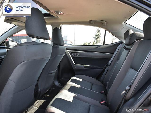 2017 Toyota Corolla LE (Stk: U9074) in Ottawa - Image 25 of 29