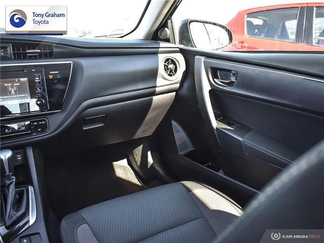 2017 Toyota Corolla LE (Stk: U9074) in Ottawa - Image 27 of 29