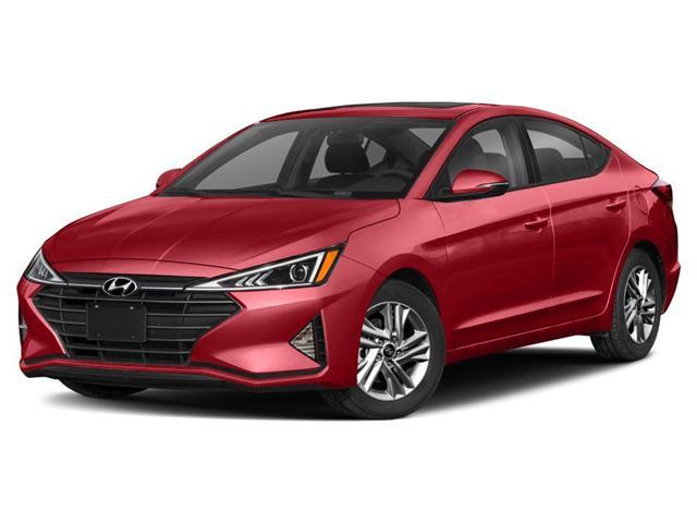 2019 Hyundai Elantra Preferred (Stk: R95860) in Ottawa - Image 1 of 9
