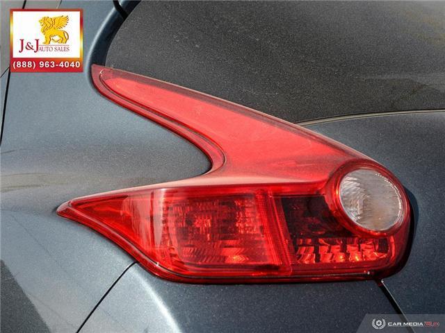 2012 Nissan Juke SV (Stk: J19018) in Brandon - Image 12 of 27