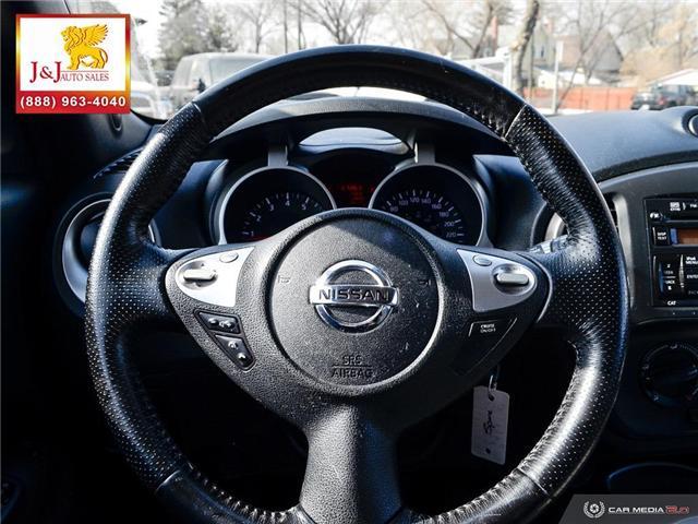 2012 Nissan Juke SV (Stk: J19018) in Brandon - Image 14 of 27