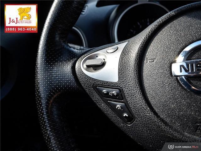 2012 Nissan Juke SV (Stk: J19018) in Brandon - Image 17 of 27