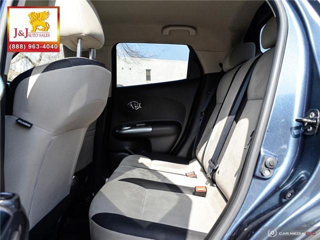 2012 Nissan Juke SV (Stk: J19018) in Brandon - Image 24 of 27