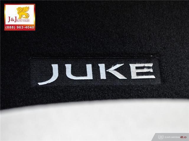 2012 Nissan Juke SV (Stk: J19018) in Brandon - Image 26 of 27