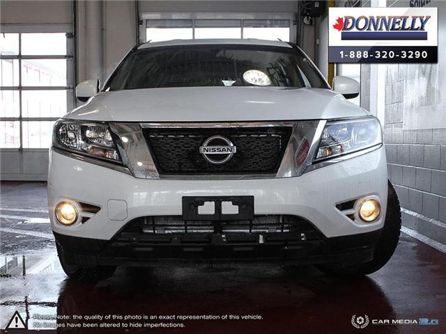 2013 Nissan Pathfinder  (Stk: CLDS179A) in Ottawa - Image 2 of 29