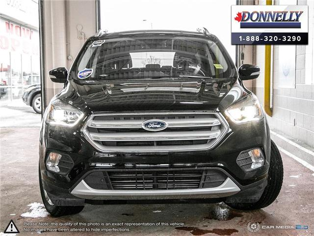 2018 Ford Escape Titanium (Stk: PLDUR6037) in Ottawa - Image 2 of 29