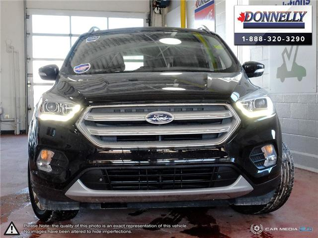 2018 Ford Escape Titanium (Stk: PLDUR6028) in Ottawa - Image 2 of 28