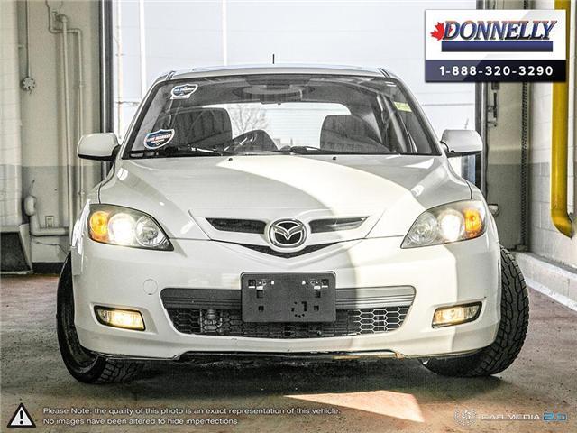 2008 Mazda Mazda3  (Stk: PBWDU5889TB) in Ottawa - Image 2 of 27