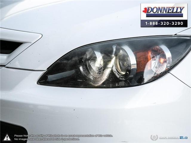 2008 Mazda Mazda3  (Stk: PBWDU5889TB) in Ottawa - Image 9 of 27