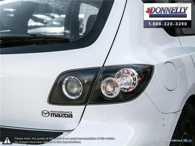 2008 Mazda Mazda3  (Stk: PBWDU5889TB) in Ottawa - Image 10 of 27