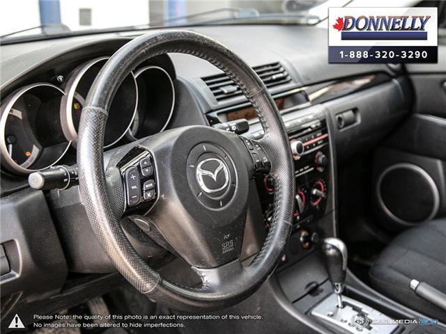 2008 Mazda Mazda3  (Stk: PBWDU5889TB) in Ottawa - Image 11 of 27