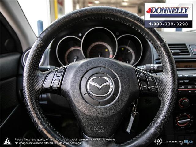 2008 Mazda Mazda3  (Stk: PBWDU5889TB) in Ottawa - Image 12 of 27