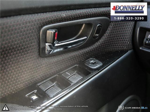 2008 Mazda Mazda3  (Stk: PBWDU5889TB) in Ottawa - Image 15 of 27