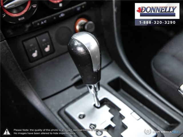 2008 Mazda Mazda3  (Stk: PBWDU5889TB) in Ottawa - Image 17 of 27