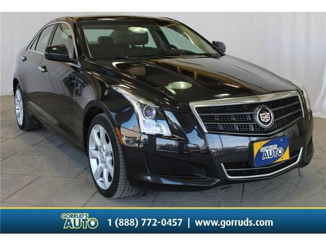 2014 Cadillac ATS 2.0L Turbo (Stk: 161675) in Milton - Image 1 of 40