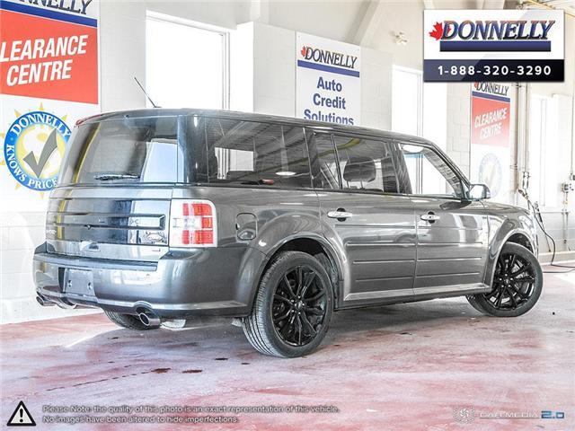 2019 Ford Flex Limited (Stk: PLDUR6065) in Ottawa - Image 4 of 30