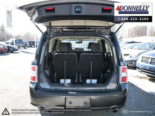 2019 Ford Flex Limited (Stk: PLDUR6065) in Ottawa - Image 8 of 30