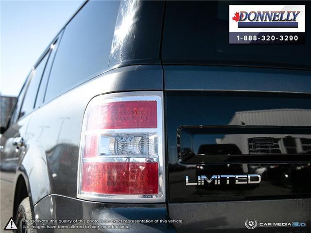 2019 Ford Flex Limited (Stk: PLDUR6065) in Ottawa - Image 9 of 30